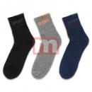 Großhandel Strümpfe & Socken: Herren Socken Strümpfe Mix Gr. 39-46 je 0,32 EUR