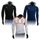 Großhandel Shirts & Tops: Herren Pullover Langarm Shirts Sweater