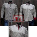 Großhandel Hemden & Blusen: Edle Herren Sommer Hemden Hemd Men Shirts