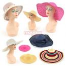 250 x Ladies straw  hat summer hats sun hat women&#
