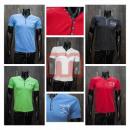 Großhandel Shirts & Tops: Stylische Herren T-Shirts Men Shirts Kurzarm