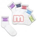 Großhandel Strümpfe & Socken: Damen Socken Strümpfe Weiß