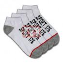 Großhandel Strümpfe & Socken: Socken Füßlinge Unisex Damen Herren Socks