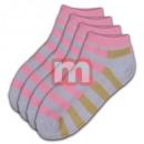 Großhandel Strümpfe & Socken: Damen Socken Füßlinge Women Socks