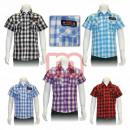 Großhandel Hemden & Blusen: Stylische Kinder Kurzarm Hemden