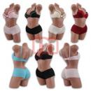 wholesale Erotic Clothing: Sexy Bra Panty  Sets Lingerie Gr. B / C