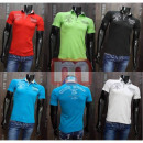 Großhandel Shirts & Tops: Modische Herren Polo Shirts T-Shirts Men Polos