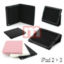 wholesale Notebooks & Tablets: Wallet Leather Case Cover iPad 2/3