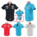 Edle Herren Sommer  Hemden Hemd Men Shirts