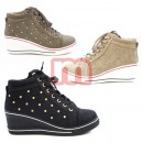 Ladies Casual Shoes Sneaker Boots Gr. 36-41