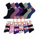 Großhandel Strümpfe & Socken: Damen Socken Strümpfe Mix Gr. 35-41