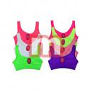 Großhandel Shirts & Tops: Mädchen Top Sport BH Bra Gr. 8-14 J.