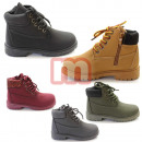 Children Autumn Winter Boots Boots Wolle Innenfutt