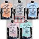 Men Leisure T-shirts Tops Short Sleeve Shirt