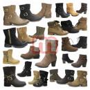 grossiste Chaussures:Ladies Bottes Mega Mix