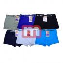 Großhandel Dessous & Unterwäsche: Kinder Seamless Boxer Shorts Slips Mix Gr. 8-18