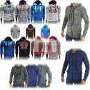 Großhandel Shirts & Tops: Herren Freizeit Sport Pullover Langarm Shirts