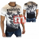 Großhandel Shirts & Tops: Herren Freizeit T-Shirt Oberteil Gr. S-XXL