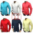 wholesale Shirts & Blouses: Men Leisure  Business Shirts Gr. S-2XL