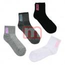 Großhandel Strümpfe & Socken: Damen Socken Strümpfe Söckchen Weiß