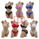 wholesale Erotic Clothing: Sexy Ladies Bra  Sets Lingerie Briefs screening