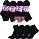 Großhandel Strümpfe & Socken: Damen Socken Strümpfe Mix Gr. 35-41 je 0,39 EUR
