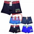 Großhandel Dessous & Unterwäsche: Herren Seamless Boxer Shorts Slips Mix Gr. M-2XL