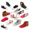 wholesale Shoes: Casual Shoes  Sneaker Boots Gr. 36-41 from 3,45 €