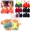 groothandel Sport & Vrije Tijd: Sexy Ladies Sports  Bra Bra Mix Gr. M-XL per 2,90 E