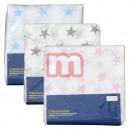 Mull diapers 80 x 80 cm 100% coton