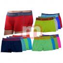 Großhandel Dessous & Unterwäsche: Jungen Seamless Boxer Shorts Slips Mix Gr. 14-16