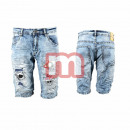 grossiste Vetements en jean: Hommes capris Jeans Mix Gr. 28-40