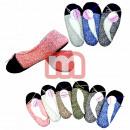 groothandel Schoenen: Dames Slipper pantoffels slippers Gr. 35-41