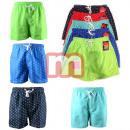 groothandel Badmode: Zwembroek voor mannen shorts badmode Gr. M-XXL
