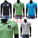 Großhandel Shirts & Tops: Herren Polo Shirts Oberteile Gr. M-XXL