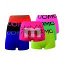 Großhandel Dessous & Unterwäsche: Kinder Seamless Boxer Shorts Slips Mix Gr. 2-14