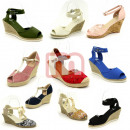 wholesale Shoes: Women's  Sandals Pumps High Heels Gr. 35-40