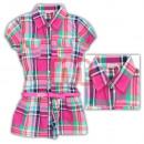Mädchen Blusen Tunika Oberteil Girls Top Shirt