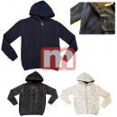 Großhandel Pullover & Sweatshirts: Kinder Strick Jacke Langarm Oberteil für 6-16 J.