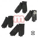 Großhandel Handschuhe: Damen Handschuhe Echtes Leder Gloves Gr. M - XL