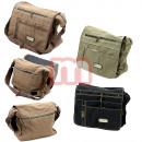 Amplia funda bolsillos Mix bolsas de viaje