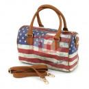 Großhandel Taschen & Reiseartikel: Damen Hand Trage Tasche Shopper Bag