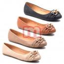 Noble Chaussures Ballerine Slipper Femmes Femmes C