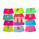 Großhandel Dessous & Unterwäsche: Kinder Seamless Boxer Shorts Slips Mix Gr. 10-16