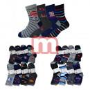 Großhandel Fashion & Accessoires: Mädchen Socken  Baumwolle Mix Gr. 27-39