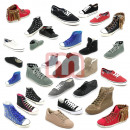 wholesale Shoes: Ladies Casual  Shoes Sneaker Boots Mix