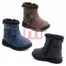 Children Fall Winter Spring fur shoes