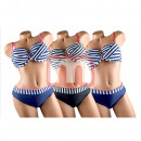 ingrosso Abbigliamento erotico: Sexy Ladies bikini  Swimwear Set Gr. 40-48