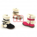 Girl fur boots Shoes Girls Shoes