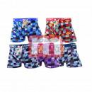 Men's Seamless  Boxer Shorts Slips Mix Gr. M-XX